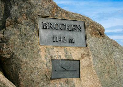 Brocken - höchster Punkt