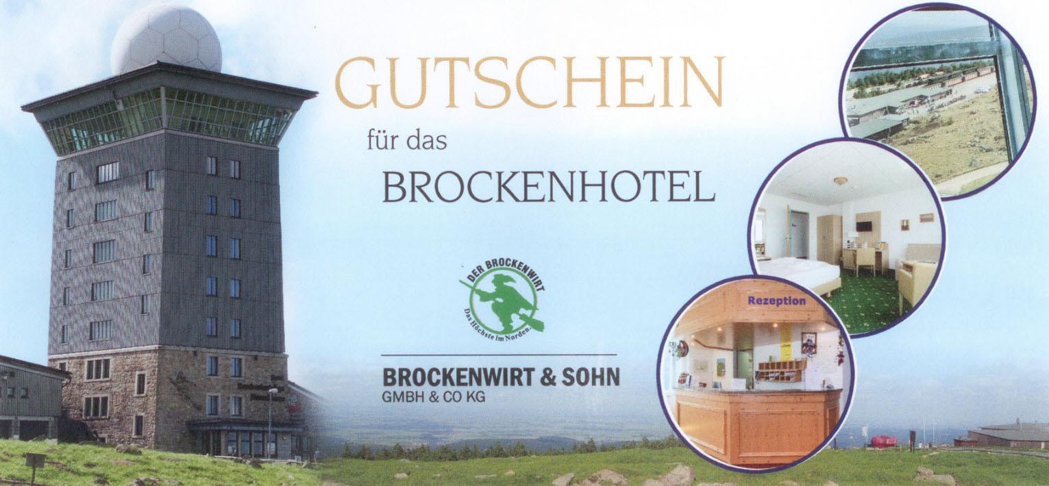 Brockenhotel Gutschein