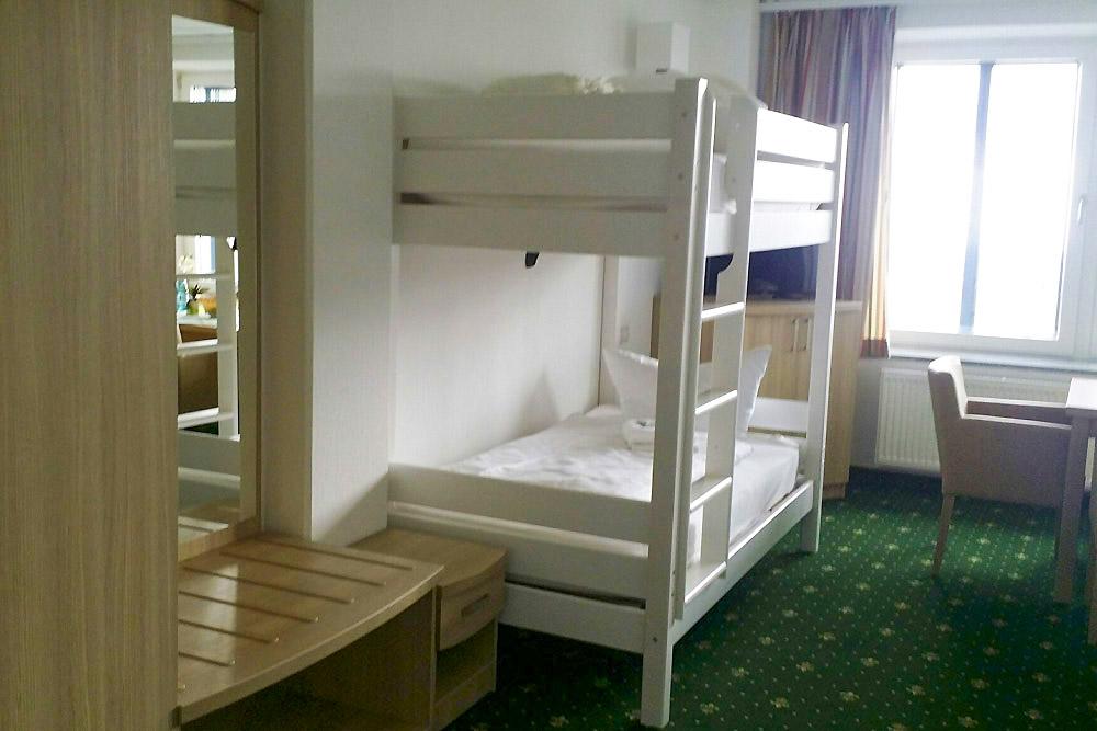 Zimmer Brockenhotel 2. Etage