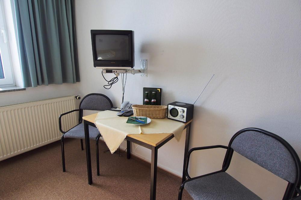 Zimmer Brockenhotel Nebengebäude